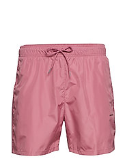 WILLIAM SWIM SHORTS - DARK PINK