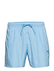 WILLIAM SWIM SHORTS - LIGHT BLUE