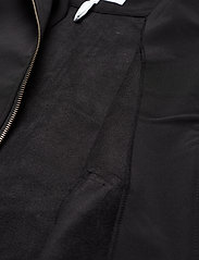 Soulland - BIBI TRACK SUIT JACKET - coupe-vent - black - 4