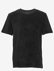 Liam - short-sleeved t-shirts - black