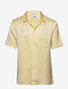 Ryan - Shirt - LIGHT YELLOW