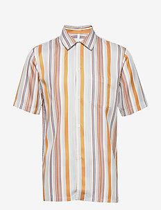 Ryan - koszule lniane - multi