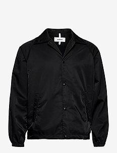 Strugat jacket - vestes bomber - black