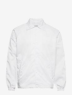 LOGIC STRUGAT JACKET - bomber jackets - white