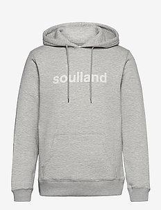 Googie hoodie - pulls a capuche - grey melange