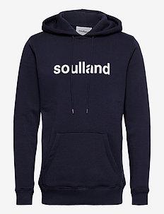 Googie hoodie - hettegensere - navy