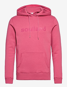 Googie hoodie - hettegensere - pink