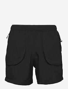 Harley shorts - krótkie spodenki - black