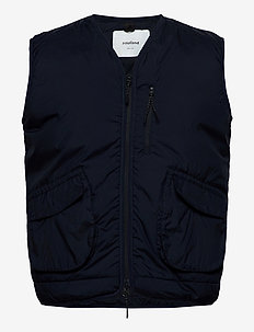 Clay vest - gilets sans manches - navy