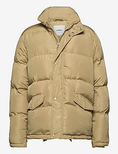 Jesse jacket - vestes matelassées - camel