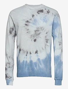 Ole long sleeve T-shirt - pitkähihaiset - tie dye