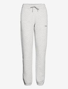 Eisa pants - tøj - grey melange