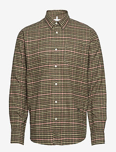 LOGAN FLANNEL SHIRT - MULTI