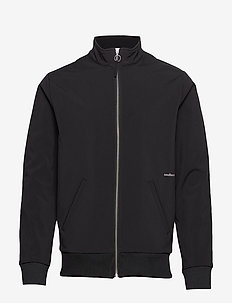 BIBI TRACK SUIT JACKET - BLACK