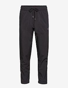 INGA TRACK SUIT PANT - BLACK