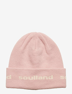 YOUNGBANG RECYCLE BEANIE - PINK