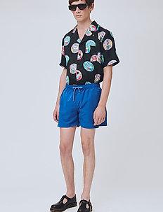 William - swim shorts - blue