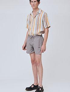 William - swim shorts - grey