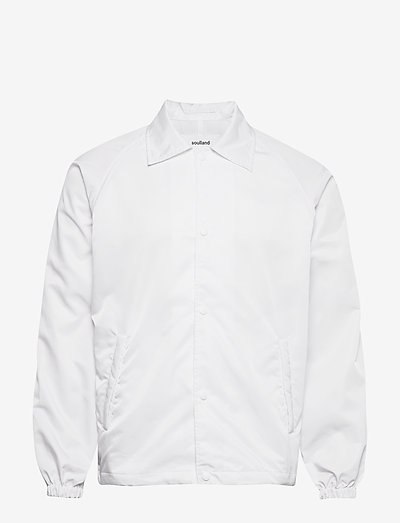 Strugat jacket - bomberjacken - white