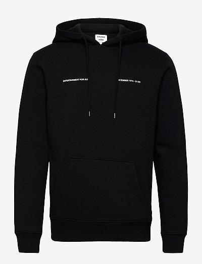 December hoodie - basic-sweatshirts - black