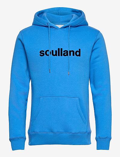 Googie hoodie - hoodies - light blue