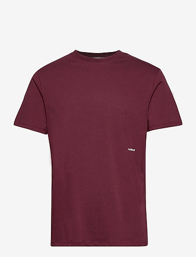 Coffey T-shirt - t-shirts - burgundy