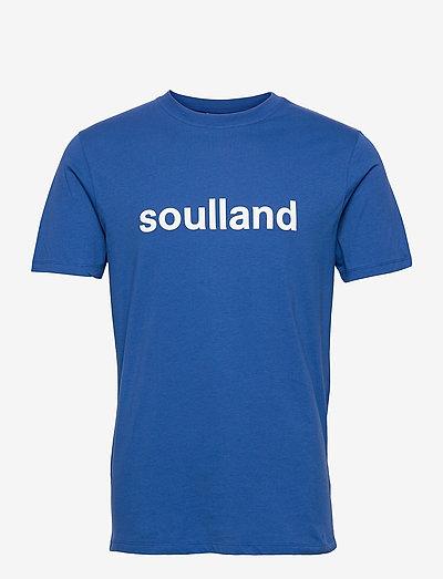 Chuck T-shirt - lyhythihaiset - blue
