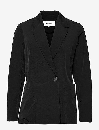 Alla blazer - casual blazers - black