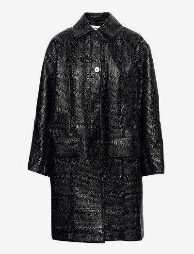 Marie coat - manteaux legères - black