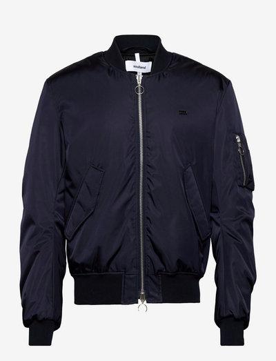 Glenn jacket - vestes bomber - navy