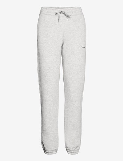 Eisa pants - vêtements - grey melange