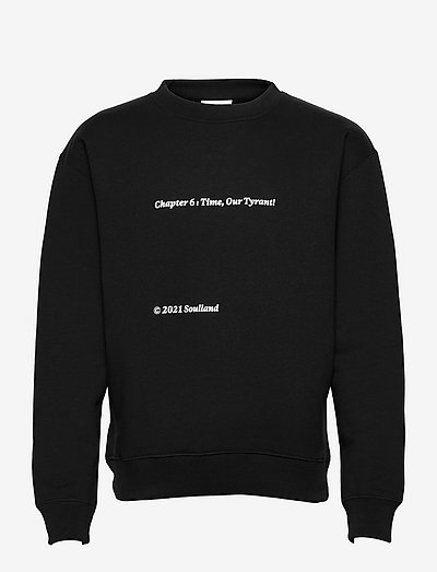 Time sweatshirt - sweats - black