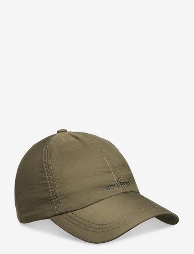 Ide cap - casquettes - green