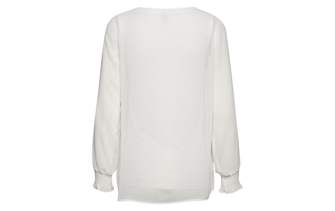 Intérieure De Off White Équipement Mousseline Polyester 100 Sc odina Doublure Soie Soyaconcept Aw4SqTn
