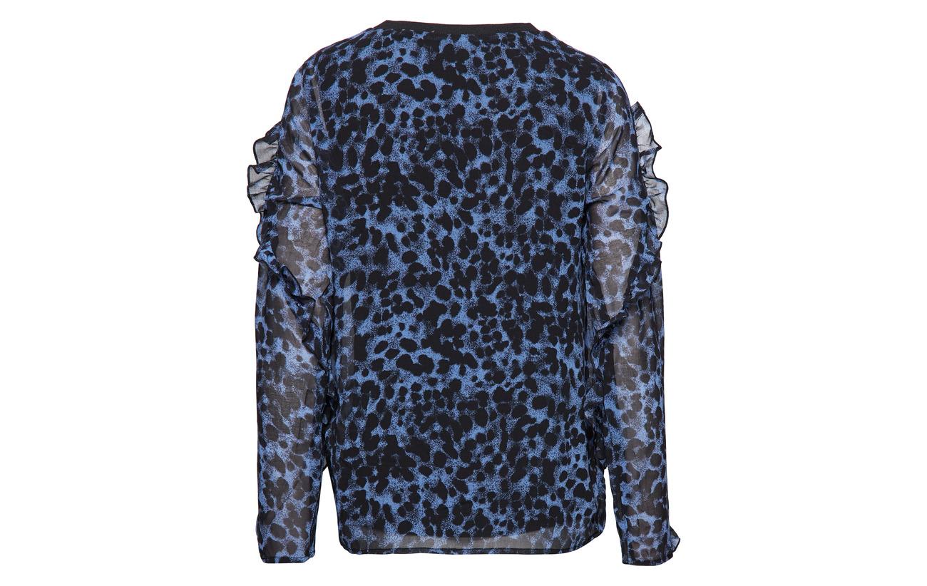 Soyaconcept 100 Combi Polyester Blue Sc odina Print Sky rqUrHR