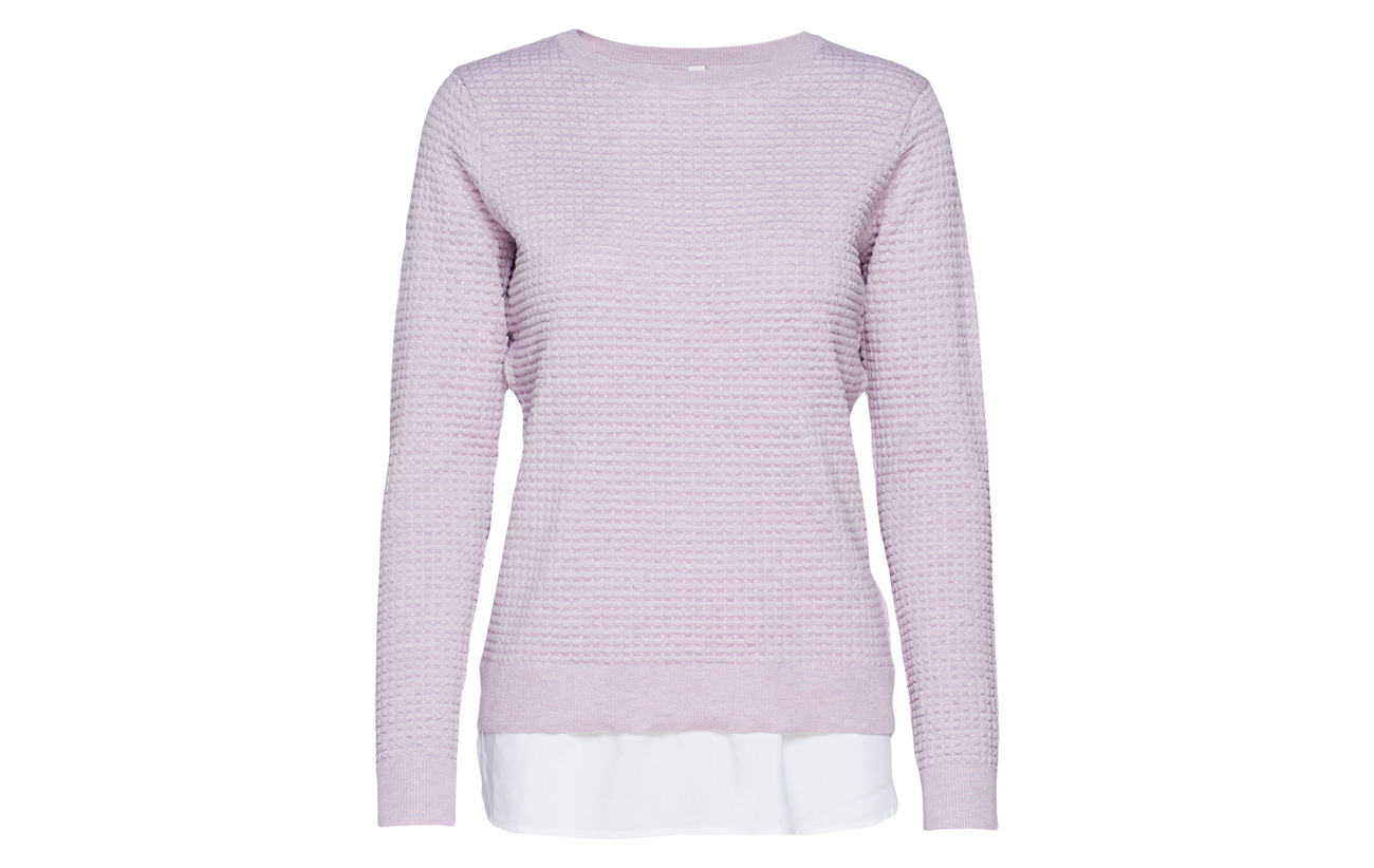 Viscose niaka Polyester Soyaconcept 65 Lavender Sc 35 7Y17qfv6