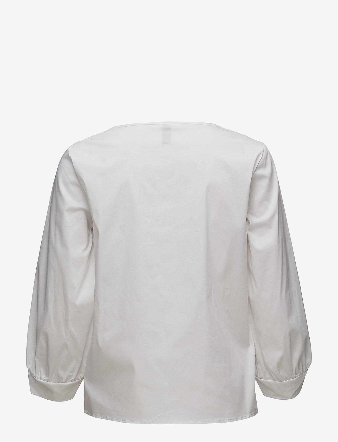 Soyaconcept - SC-MADDIE - blouses à manches longues - white