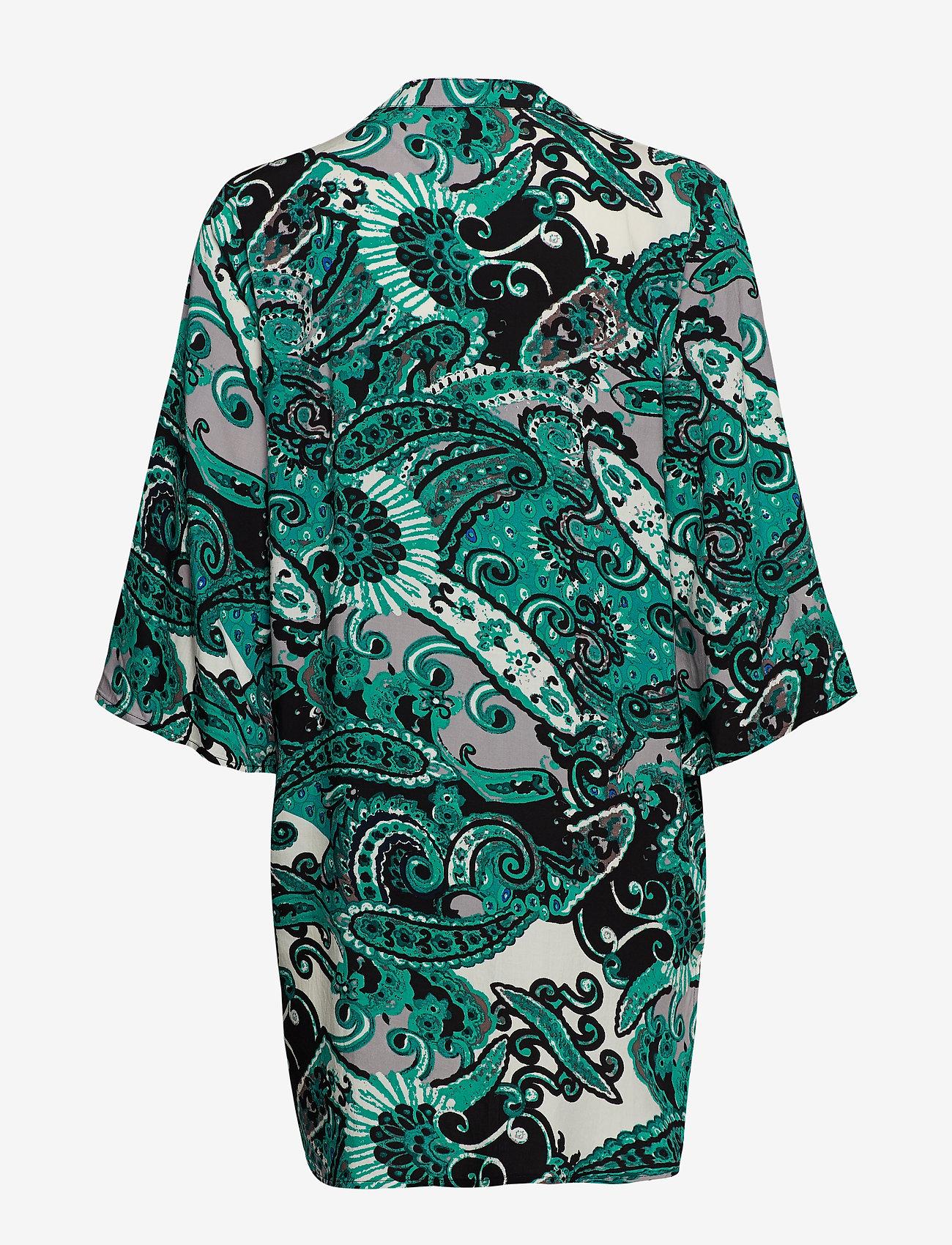 Soyaconcept SC-AZRA - Bluzki & Koszule IVY GREEN COMBI - Kobiety Odzież.