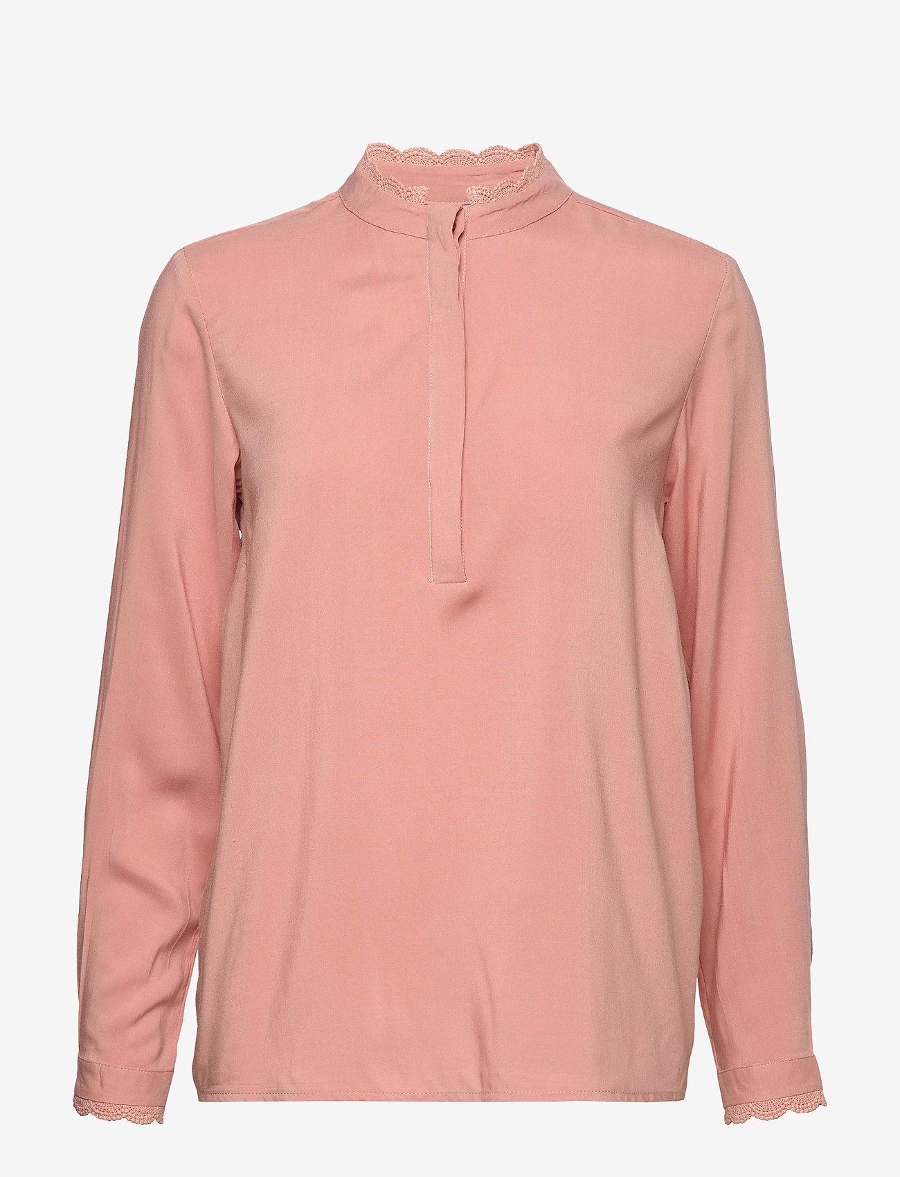 Soyaconcept - SC-RADIA - blouses à manches longues - rose smoke