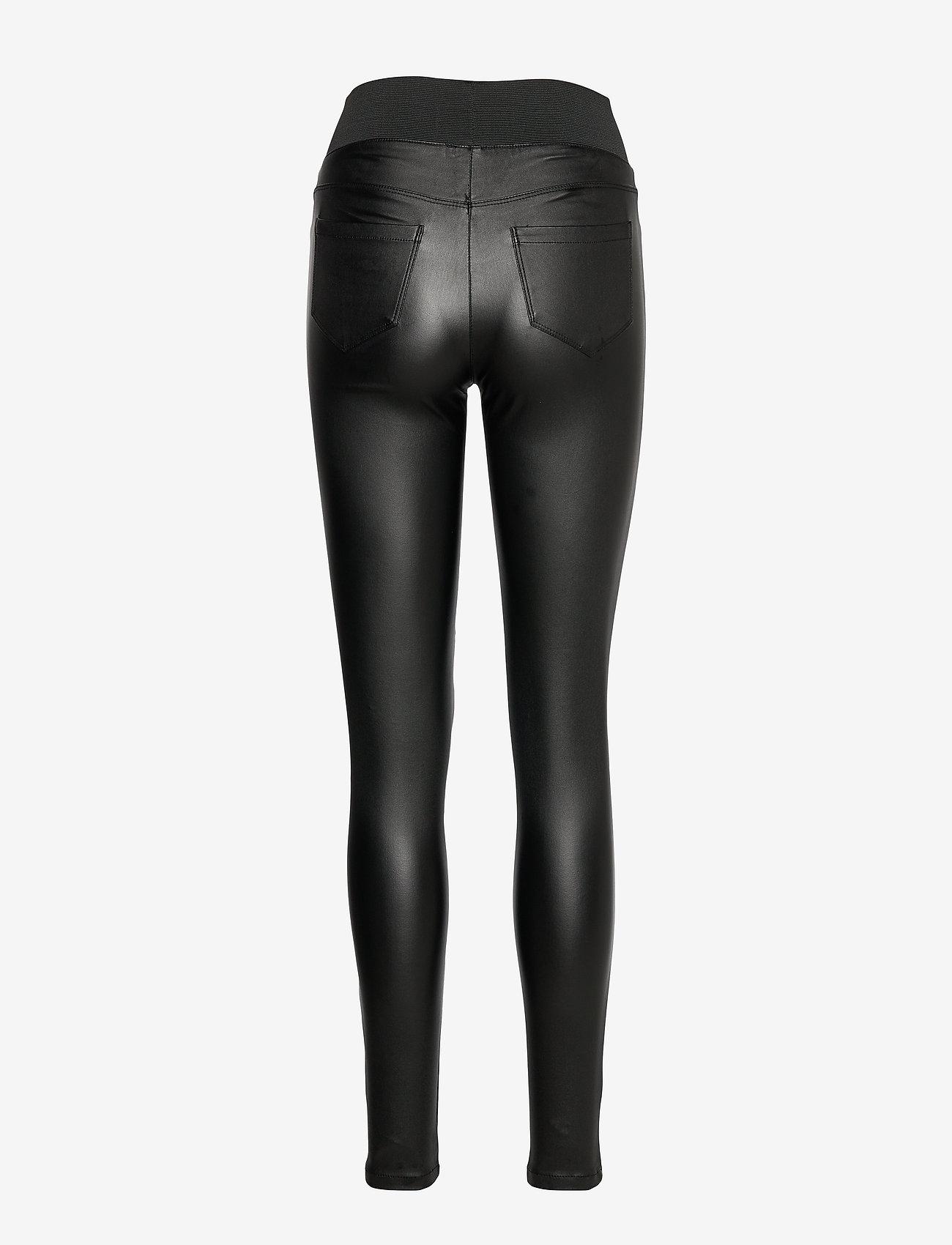 Soyaconcept - SC-PAM - pantalons en cuir - black