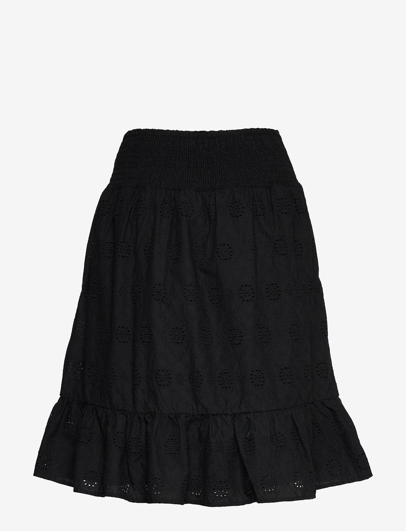 Soyaconcept SC-IANI - Spódnice BLACK - Kobiety Odzież.