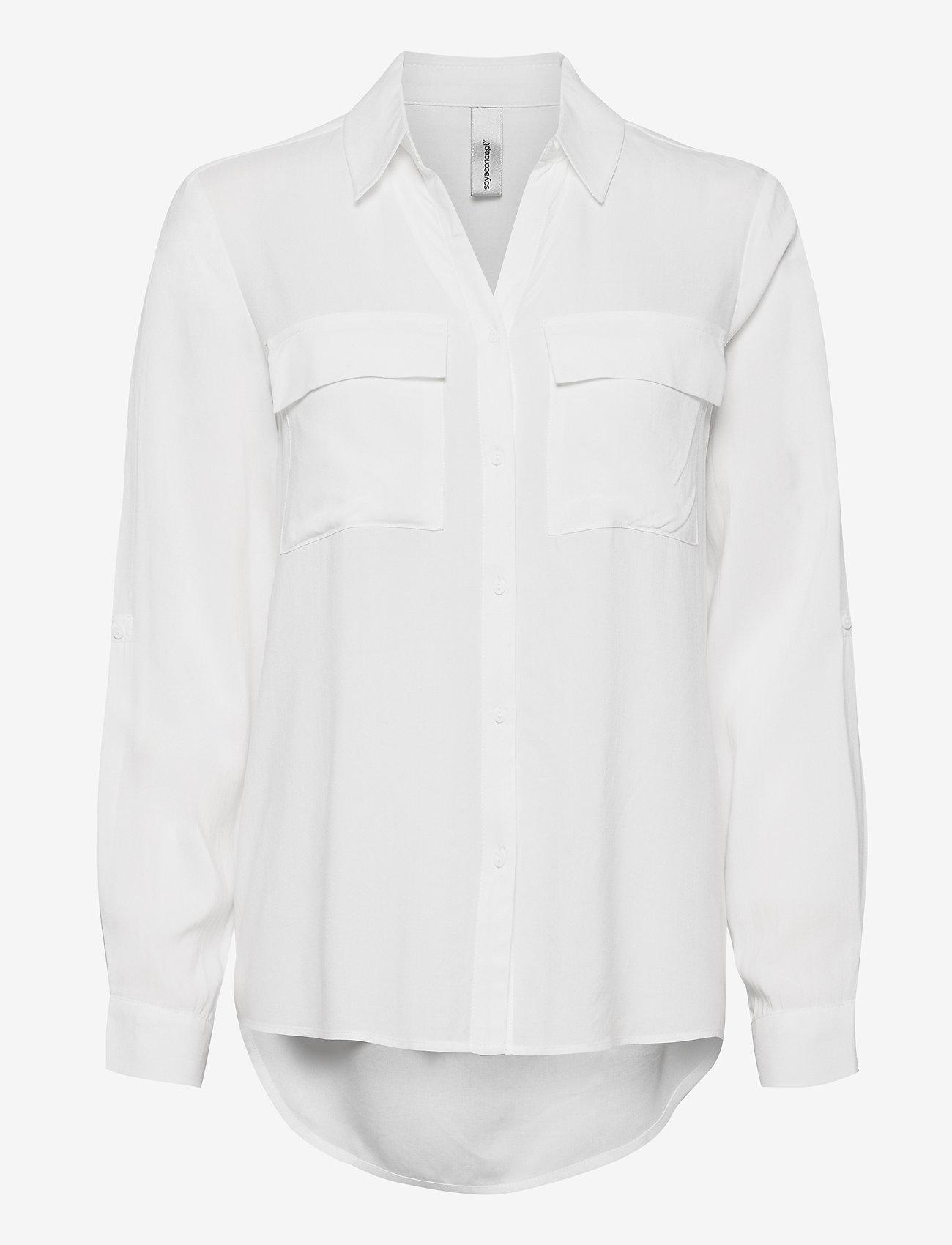 Soyaconcept - SC-RADIA - chemises à manches longues - offwhite - 0