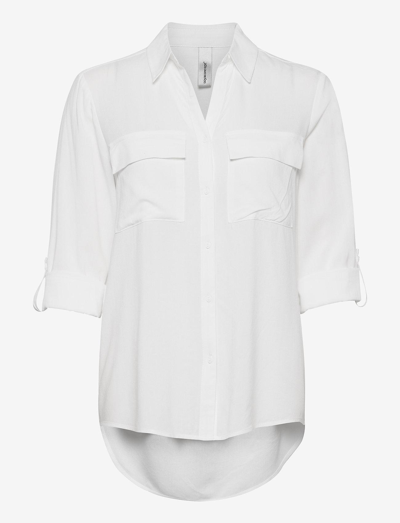 Soyaconcept - SC-RADIA - chemises à manches longues - offwhite - 1