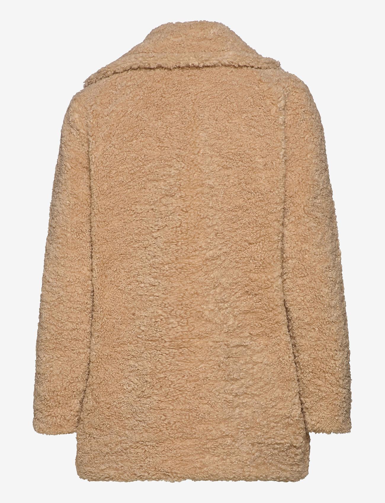 Soyaconcept - SC-KINGA - faux fur - camel - 1