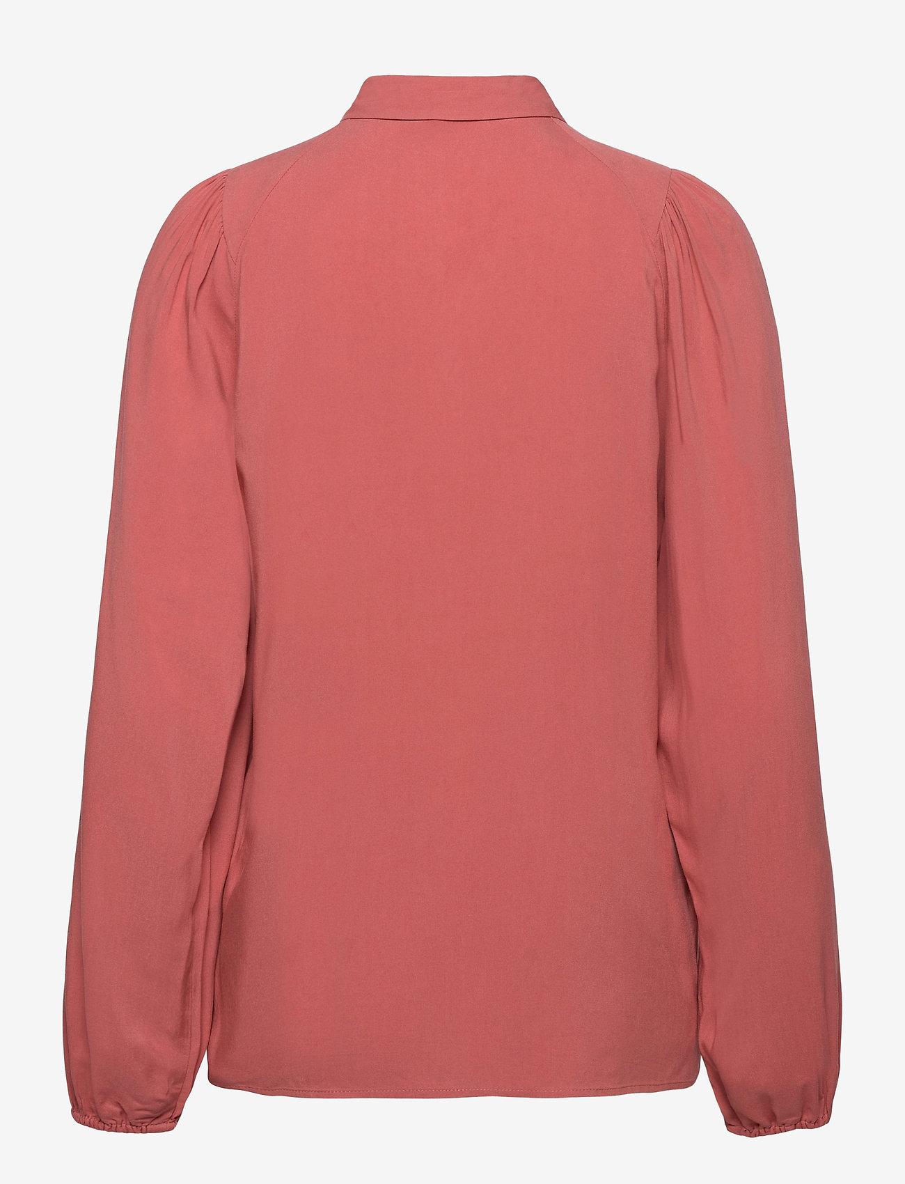 Soyaconcept - SC-RADIA - long sleeved blouses - sierra - 1