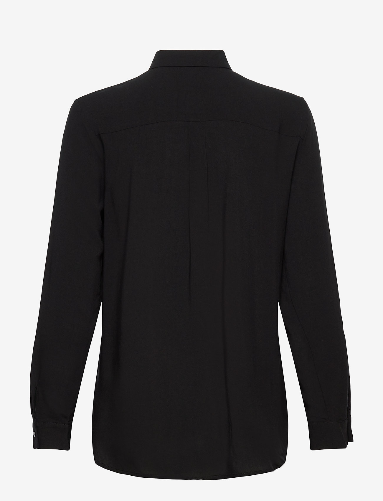 Soyaconcept - SC-RADIA - long sleeved blouses - black - 1