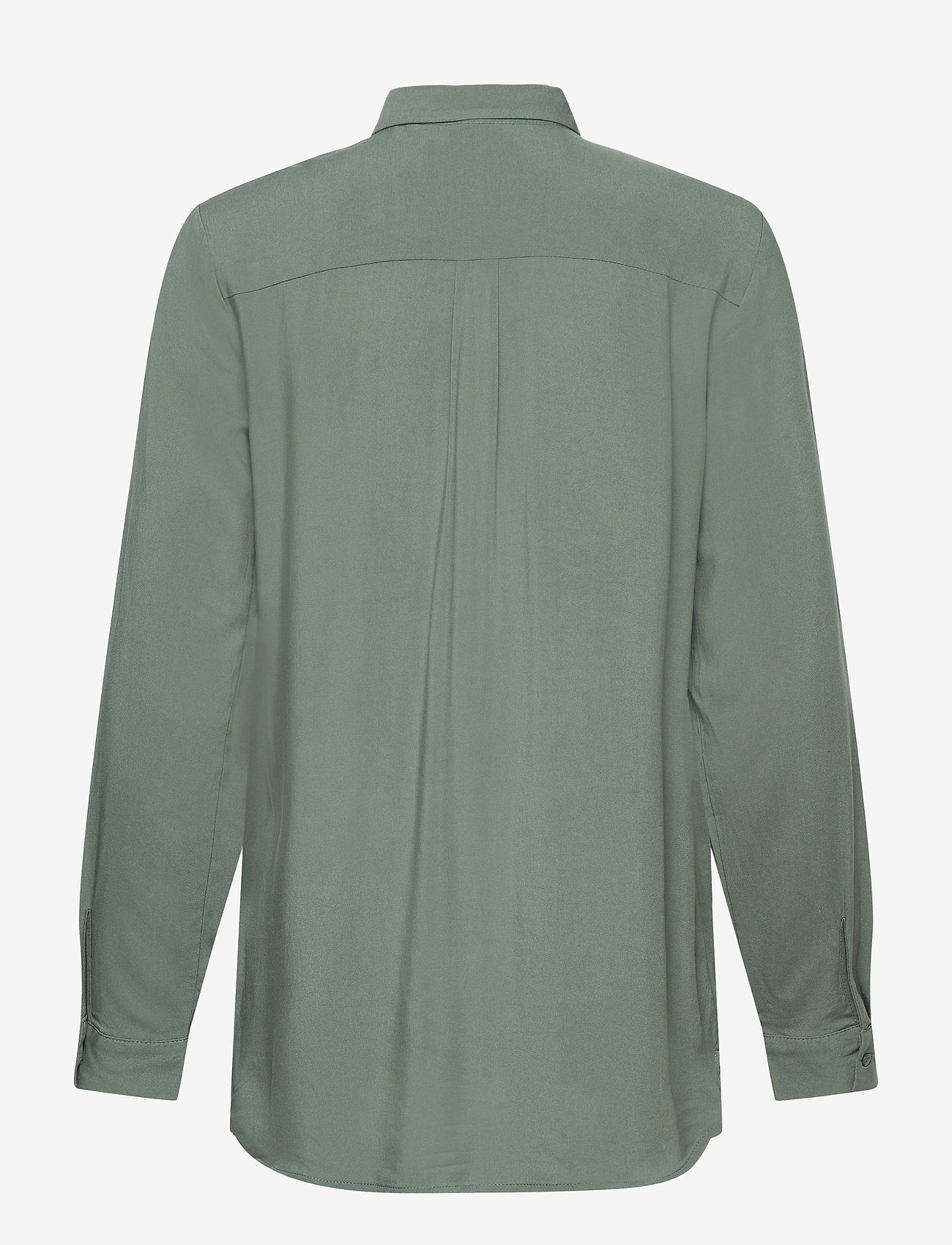 Soyaconcept - SC-RADIA - long sleeved blouses - shadow green - 1
