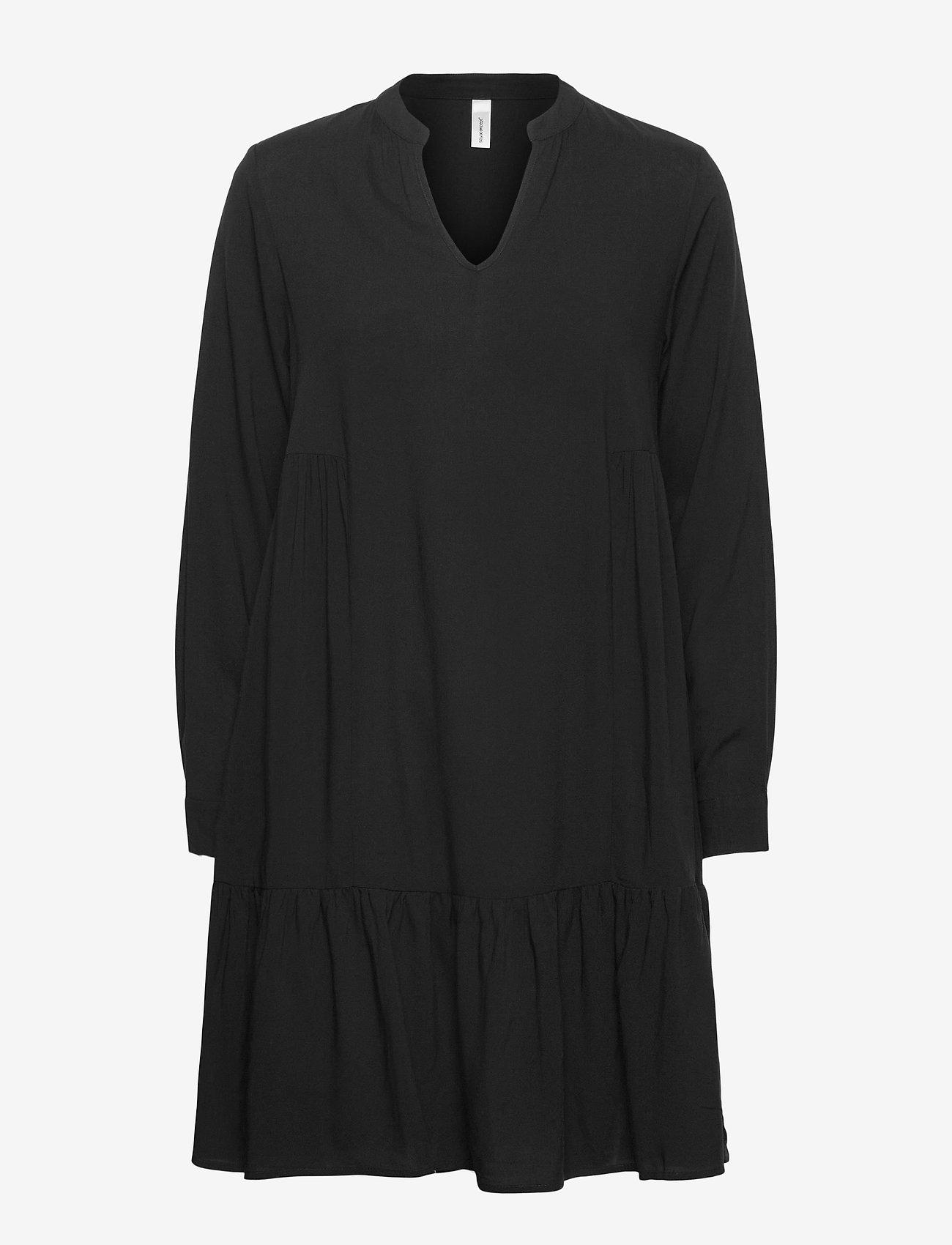 Soyaconcept - SC-RADIA - everyday dresses - black - 0