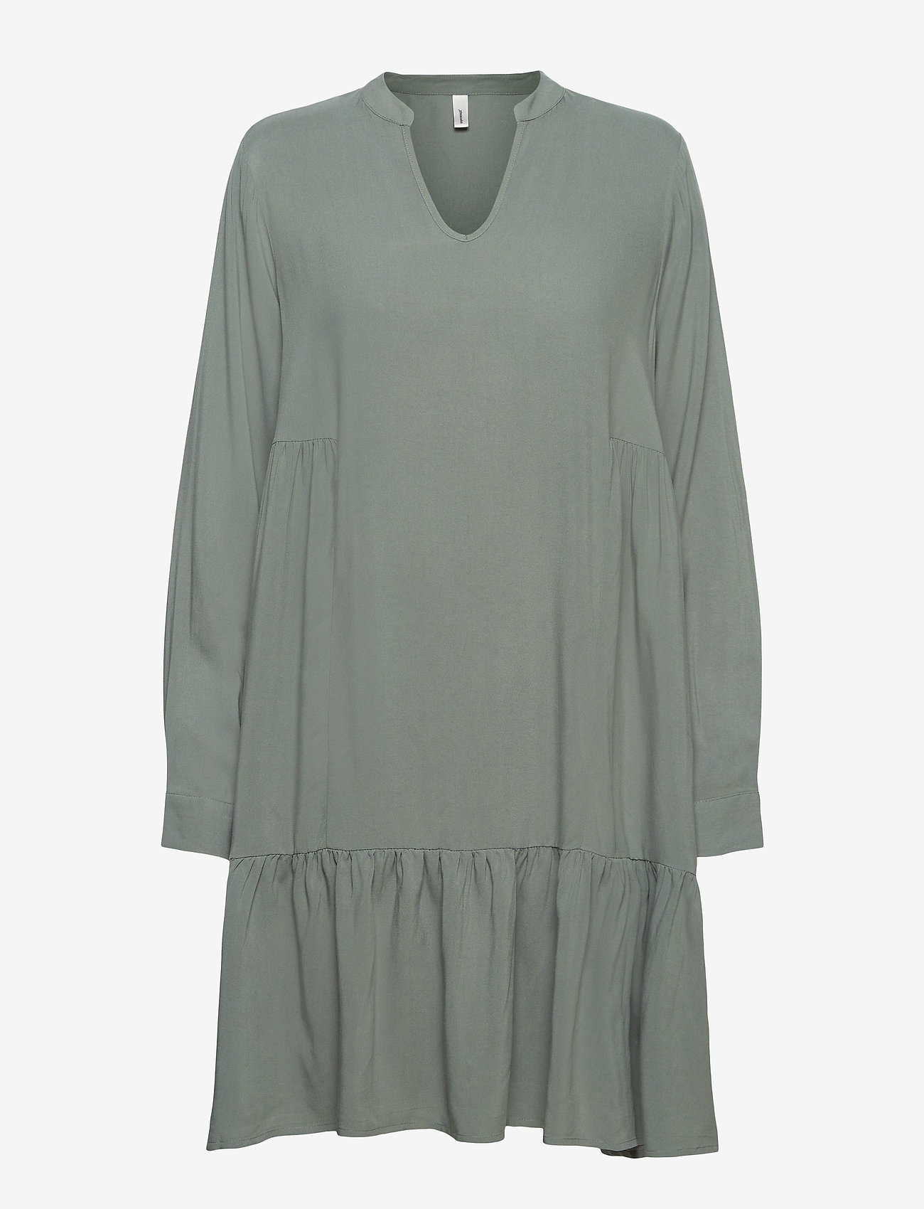Soyaconcept - SC-RADIA - everyday dresses - shadow green - 0