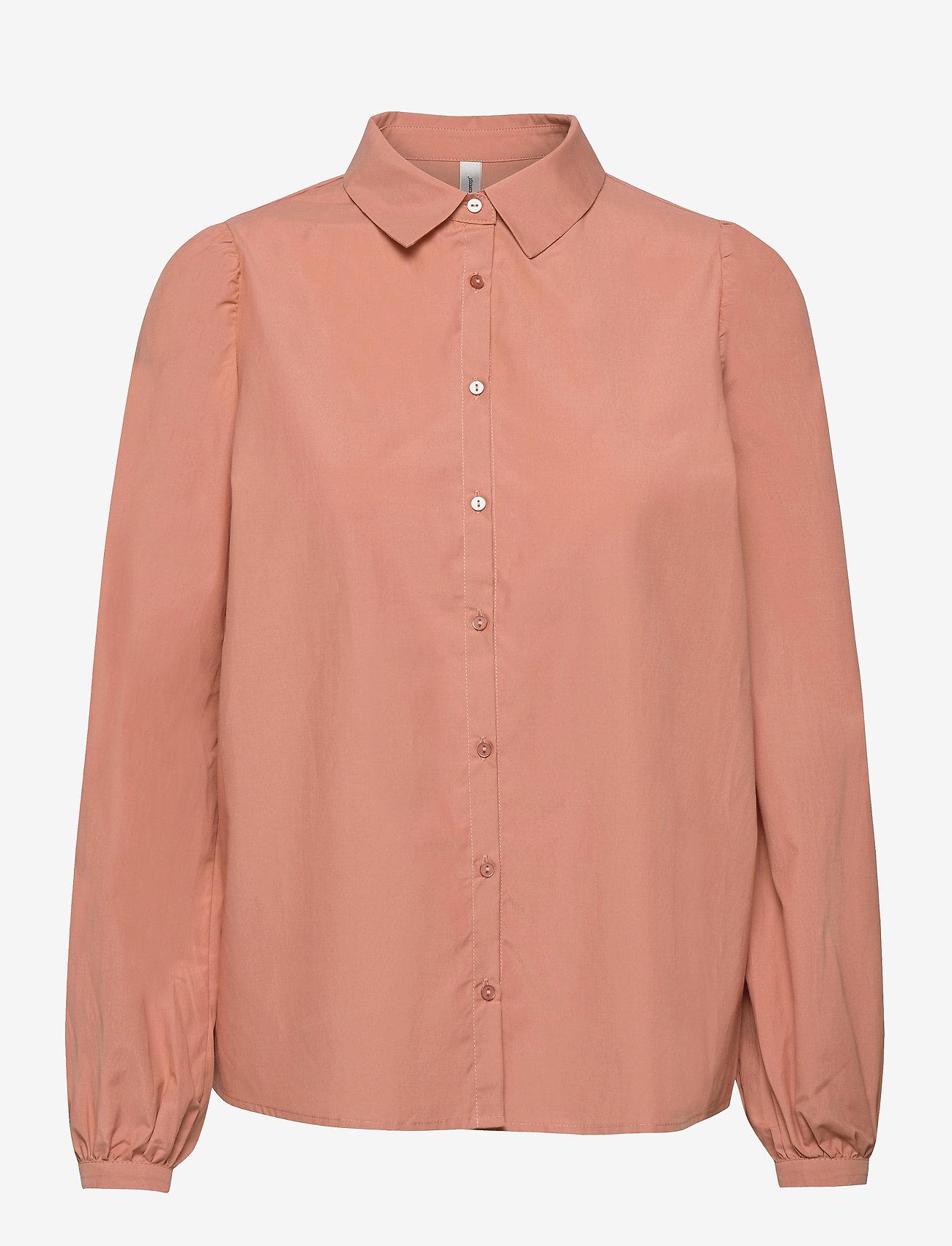 Soyaconcept - SC-NETTI - long-sleeved shirts - rose dawn - 0